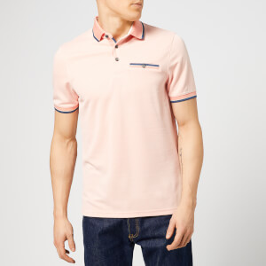 Ted Baker Men's Habtat Polo Shirt - Coral