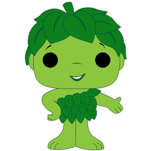Green Giant - Sprout Ad Icon Pop! Vinyl Figur