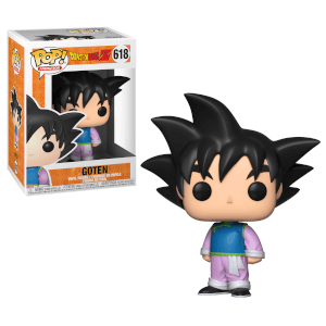 Figura Funko Pop! - Goten - Dragon Ball Z (LTF)
