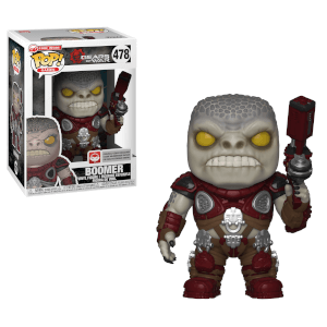 Gears of War Boomer Pop! Vinyl Figure