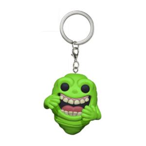 Ghostbusters Slimer Pop! Keychain