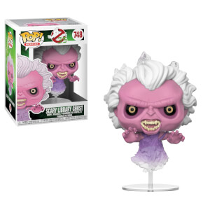 Ghostbusters - Scary Library Ghost Pop! Vinyl Figur