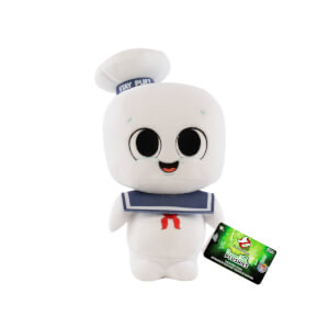 Ghostbusters Stay Puft Supercute! Plush