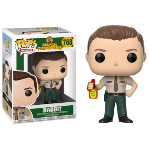 Super Troopers Rabbit Pop! Vinyl Figure