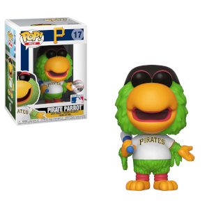 MLB Pittsburgh Pirate Parrot Pop! Vinyl Figure