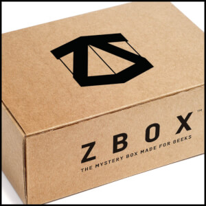 ZBOX September 2019 - Anti-Heroes