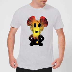 Danger Mouse Skyscraper Car Herren T-Shirt - Grau