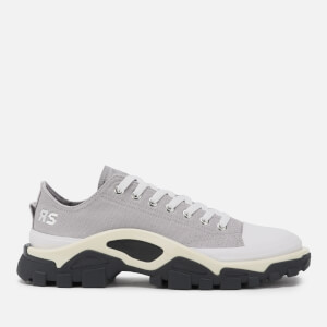 adidas by Raf Simons Detroit Runner Trainers - L Grain/Silver