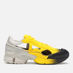 adidas by Raf Simons Men's Replicant Ozweego Pack Trainers - Yellow