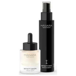 MÁDARA Infinity Care System Set (Worth £115)