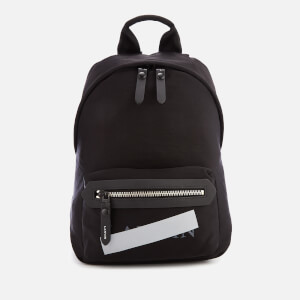 Lanvin Men's Logo Backpack - Black