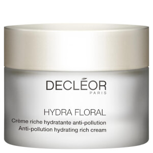 Decléor Hydra Floral Anti-Pollution Hydrating Rich Cream