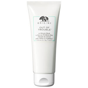 Máscara de 10 Minutos para Peles Problemáticas Out of Trouble da Origins 75 ml
