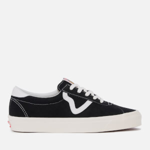 Vans Men's Anaheim Style 73 DX Trainers - OG Black/Suede