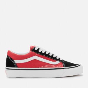 Vans Anaheim Old Skool 36 Dx Trainers - Og Black/Og Red