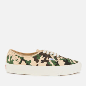 Vans Men's Anaheim Authentic 44 Dx Trainers - Og Camo