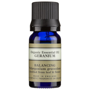 Neal's Yard Remedies Organic Geranium Essential Oil 10ml