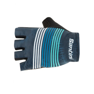 Santini Tour Down Under Event Gloves 2019