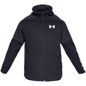 Under Armour Move Light Graphic FZ Hoody - Black