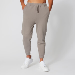 Acid Wash Joggers - Quarry