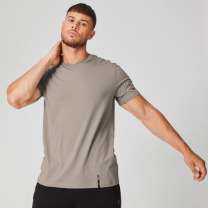 Luxe Classic V-Neck T-Shirt - Quarry
