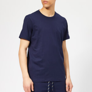 Polo Ralph Lauren Men's Sleeve Logo T-Shirt - Cruise Navy