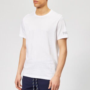 Polo Ralph Lauren Men's Sleeve Logo T-Shirt - White