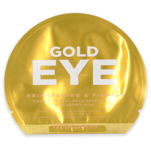 Vitamasques Holographic and Gold Eye Patches