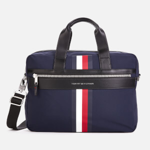 cfb2e45f00 Tommy Hilfiger Men s Elevated Computer Bag - Tommy Navy