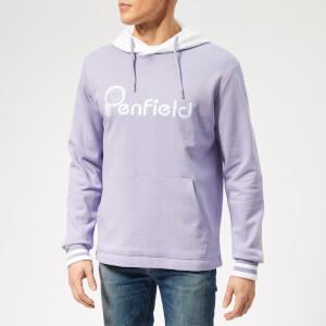 Penfield Men's Allston Hooded Sweatshirt - Persian Violet