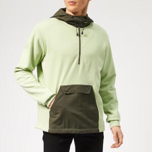Penfield Men's Resolute Hooded Sweatshirt - Dusty Green