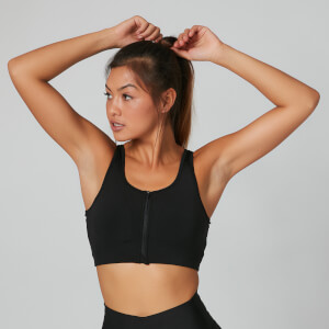 Sculpt Sports Bra - Black