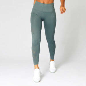 Shape Seamless Leggings — Harmaa