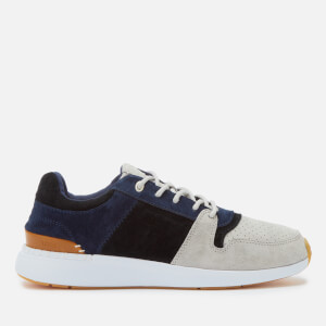 TOMS Men's Arroyo Runner Style Trainers - Drizzle Grey/Navy