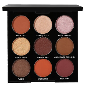 Morphe 9C Jewel Crew Eye Shadow Palette