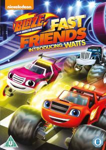 Blaze & The Monster Machine: Fast Friends