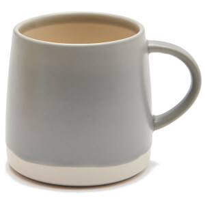 Joules Galley Grade Stoneware Mug - Grey