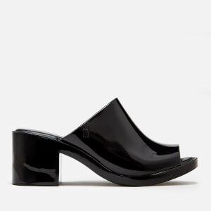 Melissa Women's Midi Heeled Mules - Black