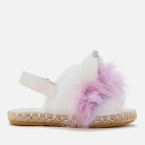 UGG Toddlers' Rainbow Unicorn Sandals - Multi