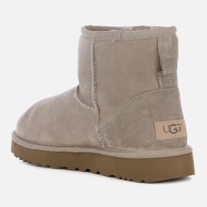 UGG Women's Classic Mini II Sheepskin Boots - Oyster: Image 2