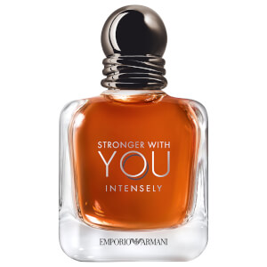 Emporio Armani Stronger with You Intensely Aftershave (Various Sizes)