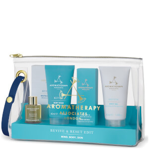 Aromatherapy Associates Revive and Reset Edit (Worth $59)