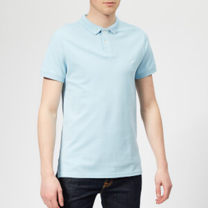 Jack Wills Men's Aldgrove Polo Shirt - Sky Blue