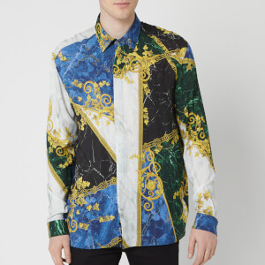 Versace Collection Men's Shirt - Multi