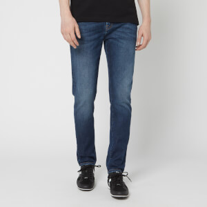 Versace Collection Men's Denim Jeans - Blue