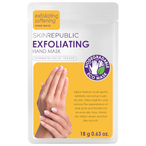 Skin Republic Exfoliating Fruit Acid Hand Mask 18g