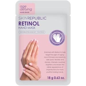 Skin Republic Age-Defying Retinol Hand Mask 18g