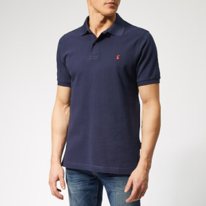 Joules Men's Woody Polo Shirt - French Navy