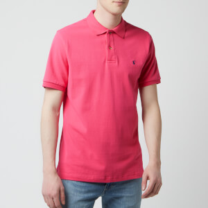 Joules Men's Woody Polo Shirt - Bright Pink