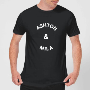 Ashton & Mila Men's T-Shirt - Black